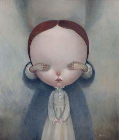 See no evil, Dilka Bear, 2012