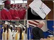 """Brilliant graduation speech by David McCullough, """"You're not special!""""  It's in the ed tech section because that's better than recipes;-)"""