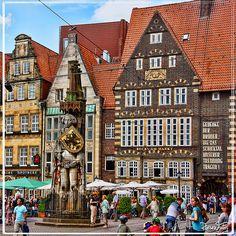 Bremen (2005), un lugar al que volveré. Merece la pena