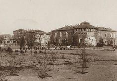 Castello Sforzesco - 1893