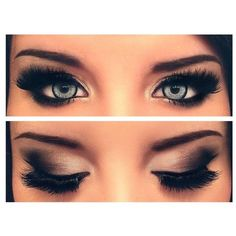 beauty ❤ liked on Polyvore featuring beauty products, makeup, eye makeup, eyes, beauty and maquiagem
