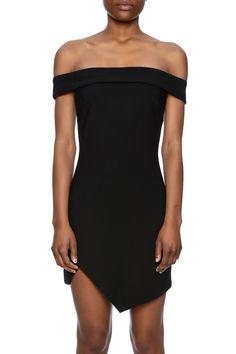 Martika Black Dress - main