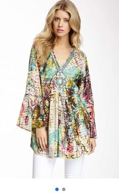 Printed Tunic One World??? They've the best ones!