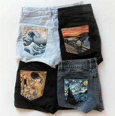 http://sosuperawesome.com/post/164200987126/hand-painted-denim-shorts-by-alba-gonzález-on