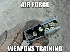 OutOfRegs - Archives | Air Force Weapons Training
