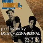 Jose Andres y Javier Medina Bernal, con Tocando Madera. Arriba el buen talento Nacional!!! Baseball Cards, Movies, Movie Posters, Events, Musica, Films, Film Poster, Cinema, Movie