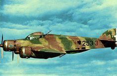 Savoia Marchetti SM.79 Sparviero Italy (fascists) 253 Squadriglia