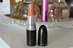 Meet Mac Shy Girl - read more here http://wwwclairabelle.blogspot.co.uk/2014/05/on-my-face-mac-shy-girl.html