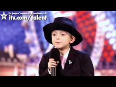 Robbie Firmin - Britain's Got Talent 2011 audition - itv.com/talent - UK Version - I love this...he is so sweet