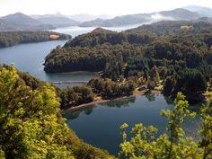 Mirador de la Península de Quetrihué - Villa la Angostura