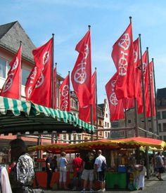 Mainz flags