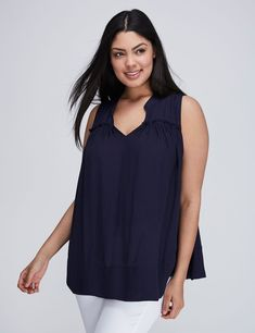 Swing Shell (original price, USD 88.00) available at #Maurices