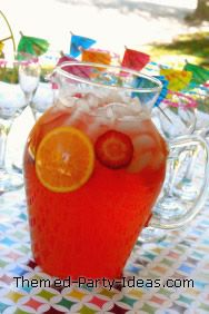 Fruit Punch Recipes Easy for Summer Party