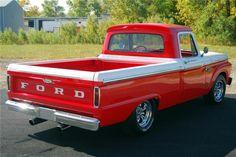 1966 #F100 - Such a beautiful #Classic #Truck!