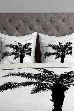 Palm Tree Duvet on @HauteLook
