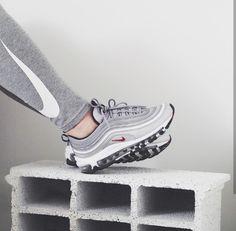 2019 Mode Nike Sportswear Dam AIR MAX 97 LUX syren Rund