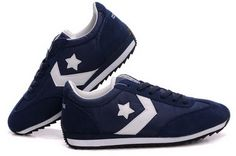 mens and womens converse new running shoes blue white