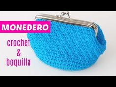 Crocheters who love elegant and cute creations, this is often another nice chance to create a purse with nozzle with their own hands in just a brief amount of your time. In this video you can learn how to make this modern and useful purse with nozzle. Crochet Handbags, Crochet Purses, Crochet Wallet, Knit Crochet, Wallet With Coin Pocket, Small Coin Purse, Minimalist Wallet, Crochet Videos, Sewing Toys