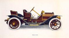Palmer - Singer  Motor Cars  1909 Models