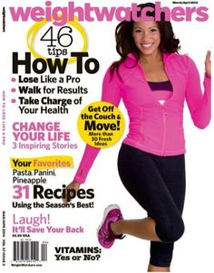 Weight Watchers Magazine Sale: as low as $4.62 per year! #weightwatchers #thefrugalgirls
