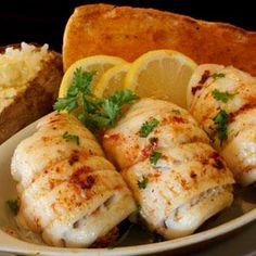 Crab Stuffed Catfish Recipe | Key Ingredient  Can anyone tell me how to tweak this to make it Whole30 approved?