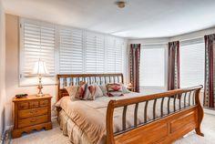 Master Bedroom, Bay Club Condo, Frisco, Colorado, brought to you by Colorado Rocky Mountain Resorts - Vacation Rentals & Property Management.