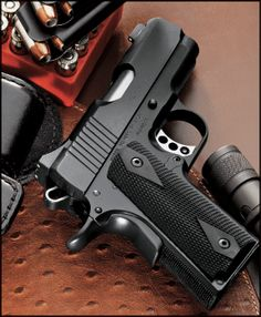 Kimber Ultra Carry II .45 ACP