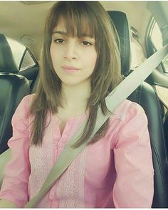 Arij Fatima new look.