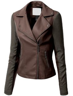 J.TOMSON Womens Faux Leather Slim Fit Motorcycle Jacket BROWN MEDIUM J.TOMSON http://www.amazon.com/dp/B00IK4JXAG/ref=cm_sw_r_pi_dp_CUV7tb1NTQKN0