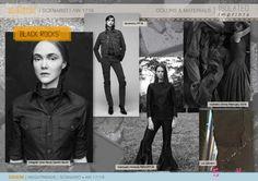 ISOLATED | AW17-18 | Megatrends | Denim on 5forecastore.fashion