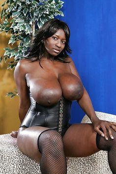African women big tits