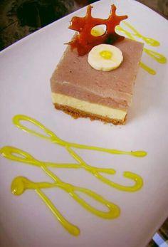Muzlu cheesecake