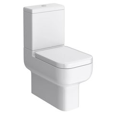 Discover the sleek Pro 600 Modern Fully Back To Wall Toilet online. Great for modernising dated bathrooms. Comes with a soft close seat. In stock now.