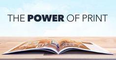 The Power Of Print Media