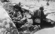 In World War I, many soldiers were forced to fight in trenches, with horrible conditions such as mud, water, blood, gore, rats, artillery, and more. Find out details about what life in the trenches was like and how trenches were constructed.