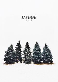 Hygge is kind of like incorporating a special weekend at the cabin into the everyday. Hygge means cozy, happy-making rituals. It's a celebration of the everyday.