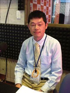 【連区23】  今朝ご出演いただいたのは「萩原連区」から「一宮市地域包括支援センター 萩の里 課長  主任ケアマネージャー」の「小林 孝光」さんでした。