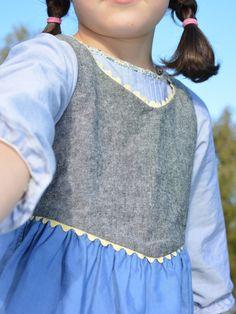 Anna costume : Lizzieville3