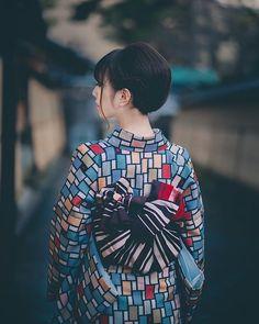 Yukata Kimono, Kimono Fashion, Traditional Outfits, Punk, Japan, Clothing, Style, Outfits, Swag