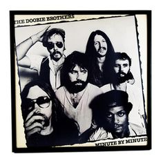 Framed Doobie Brothers Album I, $64, now featured on Fab.