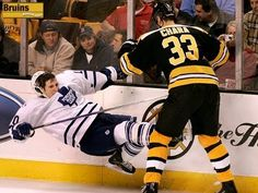 Zdeno Chara can't be touched [HD] best Bodycheck, fights, hits,... - YouTube