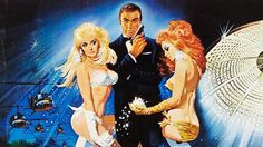 Diamonds are stolen only to be sold again in the international market. James Bond infiltrates a smuggling mission to find out who's guilty. The mission takes him to Las Vegas where Bond meets his archenemy Blofeld. Sean Connery, James Bond, Jimmy Dean, Streaming Vf, Streaming Movies, Licence To Kill, Robert Mcginnis, True Detective, Movies