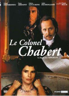 Le colonel Chabert DVD ~ Gérard Depardieu - Fanny Ardant