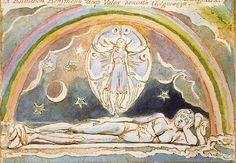 William Blake - Jerusalem The Emanation of The Giant Albion William Blake Art, Magick Spells, Fire Emblem, Love Art, Vintage Art, Art Nouveau, Illustration Art, Illustrations, My Arts