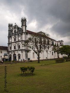 #OldGoa #Goa #church