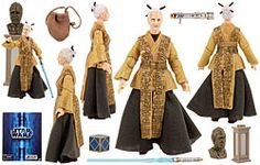 Here's a nice 360 degree analysis of the Jocasta Nu action figure.
