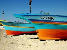 Tunisie : plage d'Hammamet