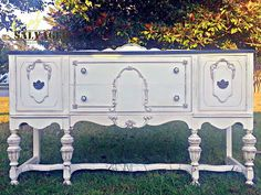 Simply Salvaged: Depression Era Buffet