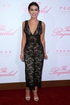 "TV personality Ashley Iaconetti attends the premiere of Focus Features' ""The Beguiled"" at the Directors Guild of America on June 12, 2017 in Los Angeles, California."
