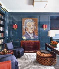 Tremendous 42 Best Study Library Home Office Images Home Interior Onthecornerstone Fun Painted Chair Ideas Images Onthecornerstoneorg